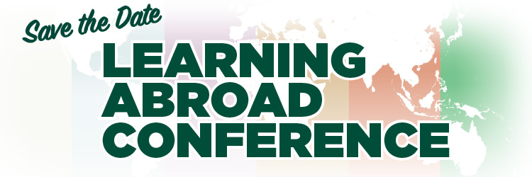 Learning Abroad Conference